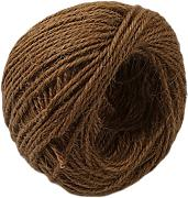 ODN 50m Jute Rope DIY Geschenkband Schmuck Accessoires 2mm Natural jute for Crafts Arts (Braun)