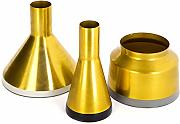 One Couture Dekoration Vase Töpfe Gold Deko