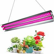 ONEVER LED Grow Light Doppelröhren Vollspektrum