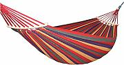 Outdoor 250 x 150 cm 2 Personen Canvas Camping Red