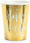 Party-Becher Papp-Becher Einweg-Geschirr Happy New