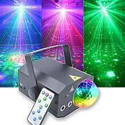 Party Lichter, Dj Disco Lichter Disco Ball Led Rgb