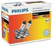 PHILIPS 12342PRC2 H4 12V 60/55W P43t VISION +30%