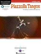 Piazzolla Tangos for violin