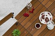 Premium Gumi Wood Decking® Terrassendielen,
