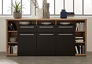 rendteam smart living Wohnzimmer Sideboard Kommode