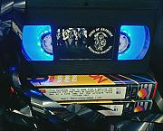 Retro VHS Lampe, Sons of Anarchy Jax Teller,