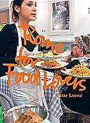 Rome for Food Lovers. Peter Loewe, - Buch