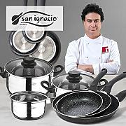 San Ignacio Coopper - Set Kochgeschirr-Set,