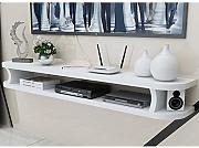 Schweberegale Floating Shelf Wand TV Cabinet Wall