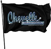 shenguang Chevelle Logo Flagge Outdoor Banner Home