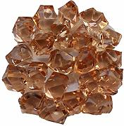 SIMUER Acrylic Ice Rock Cubes Jewels Gems, Faux
