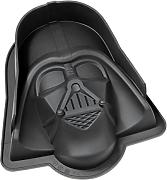 Star Wars Darth Vader Silikon Backform, schwarz,