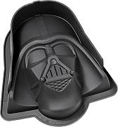 Star Wars XL Backform Darth Vader, Kuchenform aus