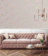 Superfresco Easy Rose Gold Milan Tapete,