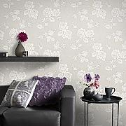Superfresco Easynew Wandtapete England Rose, Taupe