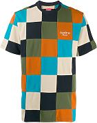 Supreme - T-Shirt im Patchwork-Design - Herren -