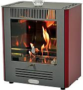 Tecno Air System Ruby Mini – Kamin (bordeaux)
