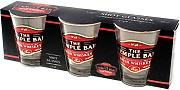 Temple Bar Three Pack Shot Glasses With
