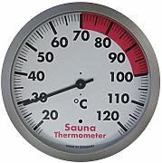 TFA Dostmann Analoges Sauna-Thermometer,