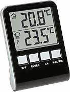 Wireless Wasserthermometer Funk LCD Schwimmbad Teich Thermometer Poolthermometer