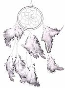 TOPFAY Dreamcatcher Wanddekoration Craft Ornaments