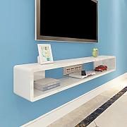 TV schwebendes Regal Wandmontage TV-Schrank