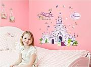 ufengke® Cartoon Prinzessin Schloss