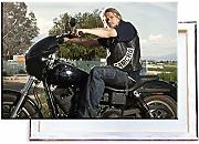 Unified Distribution Sons of Anarchy - Jax Teller
