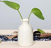 VBJDKB Retro Ceramic Small Vase Creative Home