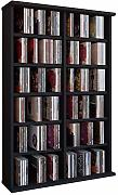 VCM Regal Schrank DVD CD Rack Medienregal
