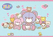 VLIES Fototapete-HELLO KITTY-312x219cm-3