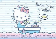 VLIES Fototapete-HELLO KITTY-520x318 cm-5