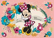 VLIES Fototapete-MINNIE MOUSE Disney-312x219cm-3