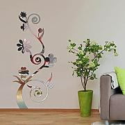 Walplus (TM) Home Interior Dekoration Blumen