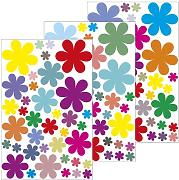 "Wandsticker ""Blumen Design 1"" - 114"
