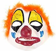 Warmman Fancy Accessoires Zubehör Clown Maske