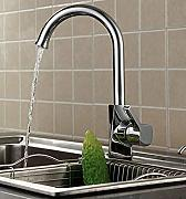 Wasserhahn verchromt Swivel Kitchen Sink