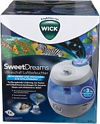 Wick SweetDreams 2-in-1 Ultraschall Luftbefeuchter