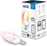 WiZ Smart LED-Leuchtmittel Wifi RGBW Kerze E14 5,5