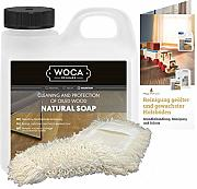 Woca Holzbodenseife natur 1 Liter inkl.