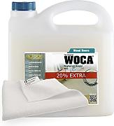 Woca Holzbodenseife weiß 3 Liter inkl. Trevendo®