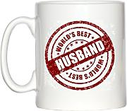 World 's Best Husband Dichtung Design Tasse