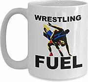 Wrestling Coffee Mug - Lustiges Wrestling-Geschenk