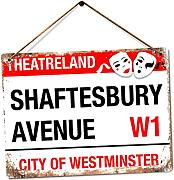 WTF | Shaftsbury Avenue – Theater Land |