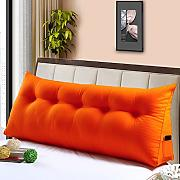 Xufei Wedges Kopfteil Bedside Cushion Pads Cover