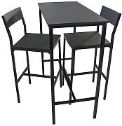 bartisch set g nstig bei lionshome sterreich lionshome. Black Bedroom Furniture Sets. Home Design Ideas
