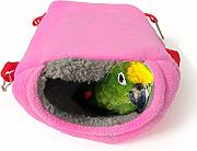 YITON Vogelnester Pink Pet Bird Nest House