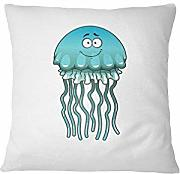 YYSIX Dunkelblaue Jelly Fish Animals Schlafsofa
