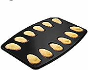 Zenker Madeleines Backblech, Backform mit